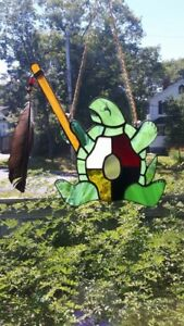 Beautiful Stained Glass Pieces