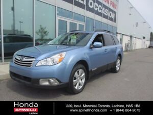 2010 Subaru Outback 3.6R w/Limited Pkg LEATHER ROOF AWD