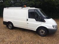 Ford transit van VERY LOW MILES £1200