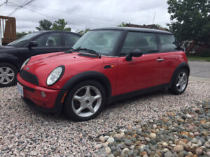 Trade for your bike !!!! Awesome Mini Cooper !!!