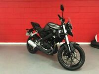 YAMAHA MT125 SHOWROOM CONDITION