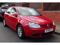 2008 58 VW Volkswagen Golf Match1.9 Tdi manual Facelift 130k 2 keys excellent condition lady owner