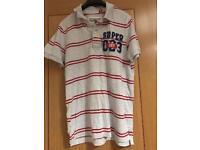 Men's Superdry tshirt - size m
