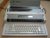 Electric Typewriter - Brother CE 650
