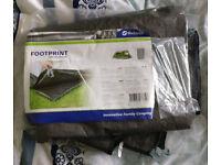 Outwell Ontario LP Footprint / Groundsheet (370cm x 550cm)