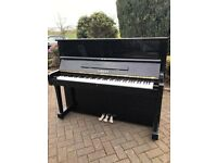 Yamaha U1 upright black case |Belfast pianos|