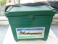 NICE TACKLE BOX BY SHAKESPEARE