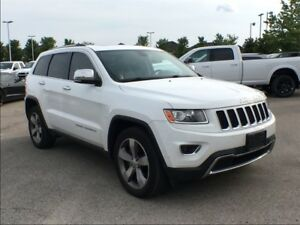 2014 Jeep Grand Cherokee LIMITED**POWER SUNROOF**NAVIGATION**