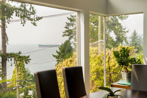 Stunning 3 Bedroom West Vancouver Home with Million Dollar Views