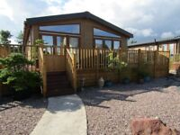 Pemberton Glendale 44'x22' 3 bedroom Residential Lodge on small park in Ecclefechan Nr Lockerbie