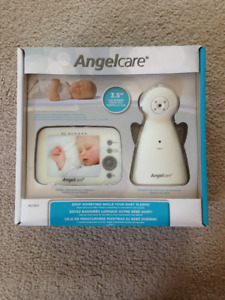 Angelcare AC1300 Video, Movement and Sound Monitor BRAND NEW