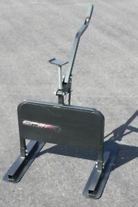 Sled Stand