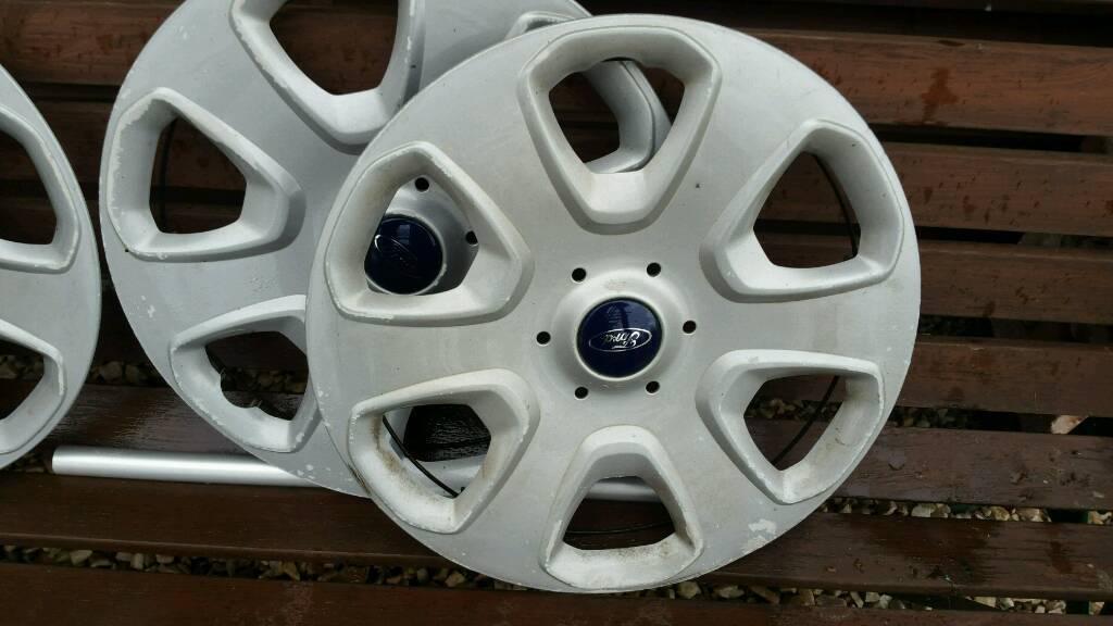 Ford Ka Wheel Trims  Model