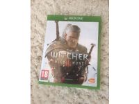 The Witcher 3 Xbox one game