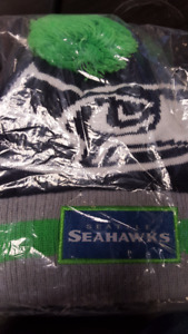 Seattle Seahawks Toque/Winter Hat NFL - NEW