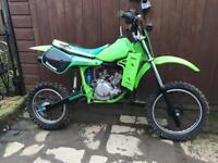 Kx 60 motorbike dirt bike