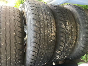Selling some tires