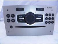 Corsa D CD /MP3 Player Unit