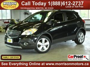 2015 Buick Encore Leather AWD