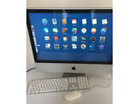 iMac 21.5 inches; 3.2 Ghz Intel Core i3