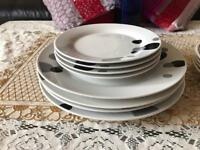 Dishes/ glass sets/cutlery/ cooking appliances