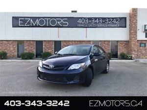 2012 Toyota Corolla ce|LOW KMS|WE FINANCE