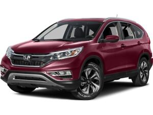 2015 Honda CR-V Touring - Just arrived! Photos coming soon!