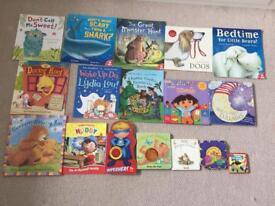 17 books some practically new. Julia Donaldson Beatrix Potter noddy