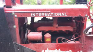 International td6 bulldozer