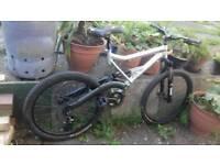 Dh Mountain bike