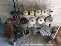 Weights and benches