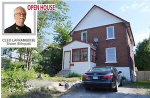 OPEN HOUSE SATURDAY (10:30AM-11:30AM) 636 First Ave E, North Bay