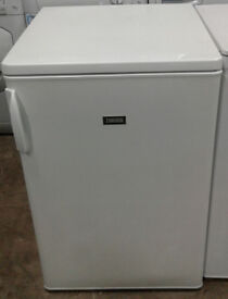 B666 White Zanussi Under Counter Fridge New With Manufacturers Warranty, Can Be Delivered