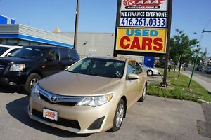 2012 Toyota Camry LE | NAVI | BACKUP CAM | CLEAN CARPROOF | POWE