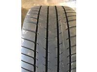 Michelin pilot sport 265/35/18 tyre