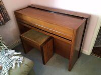 Compact piano - free to good home!