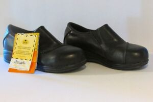 Never Worn Women's size 8 Black Loafer work shoes