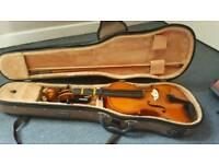 Andreas Zeller Violin Outfit Romania 3/4