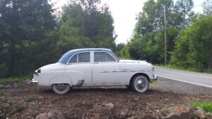 COLLECTION CAR - VAUXHALL CRESTA 1955 $8,000.00