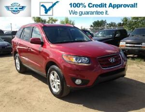 2010 Hyundai Santa Fe 3.5L V6 AWD!! Bluetooth!! Low KM'S!!
