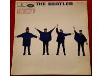 BEATLES - HELP! - ORIGINAL MONO UK PARLOPHONE LP 1965