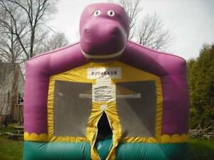 Atomic Bouncy House Business Sale