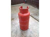 19 kg gas bottle on propane