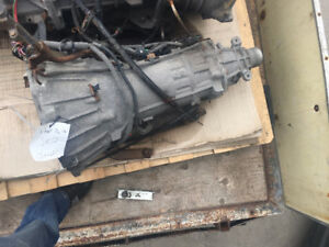 Offering transmission for sale as a core