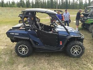 2012 Can Am Commander LTD 1000