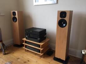 Neat Acoustics Momentum Sx5i Speakers