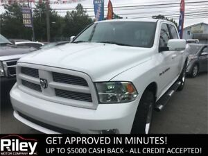 2011 Ram 1500 Sport STARTING AT $220.72 BI-WEEKLY