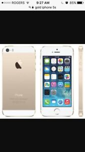ROSE GOLD IPHONE 5S 32 g $100