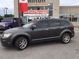 2015 Dodge Journey R/T AWD|LEATHER| 7 PASSENGER|8.4