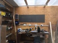 Workshop / Storage To Let - Burton Town Centre